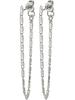 Pilgrim Pilgrim Intuition Chain Earrings
