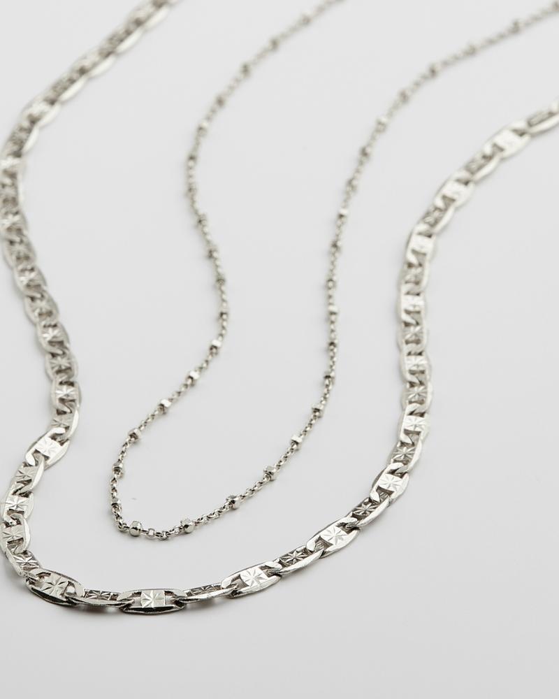Pilgrim Pilgrim Intuition 2 in 1 Necklace