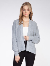 Dex Dex Open Cardigan