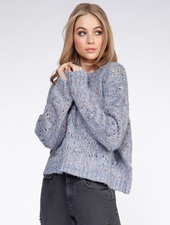 Dex Dex Pompom Sweater