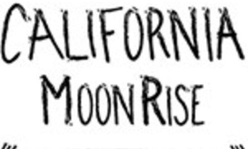 California Moon Rise