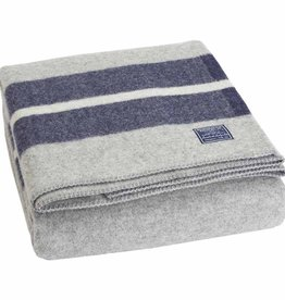 Faribault Woolen Mill Co. Scout Wool Blanket - Heather Gray