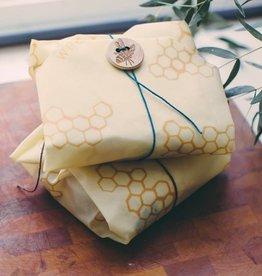 Bee's Wrap Bee's Wrap Sandwich Wrap - 2-Pack