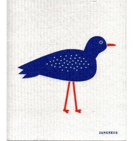 Jangneus Blue Bird Swedish Dishcloth