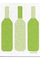 Jangneus Green Wine Swedish Dishcloth