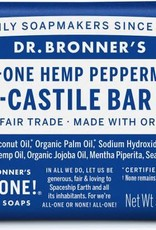 Dr. Bronner's Dr. Bronner's Castile Bar Soap, Peppermint 5 oz.