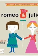 Baby Lit Romeo & Juliet Board Book