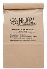 Meliora Meliora Laundry Powder Refill, 64 Loads Lemon-Lavender-Clove -35 oz.