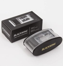 Blackwing Long Point Sharpener Black