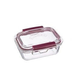 Kilner Glass/Silicone Fresh Storage Container - 47.3 oz.