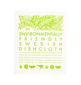 Cose Nuove Environment Swedish Dishcloth
