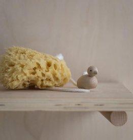 Burstenhaus Redecker Natural Sponge with Duckling