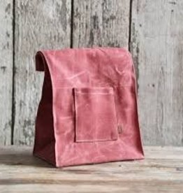 Peg and Awl The Marlowe Lunch Bag - Radish