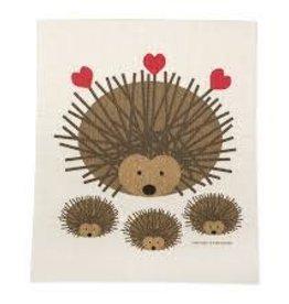 Cose Nuove Hedgehog Swedish Dishcloth