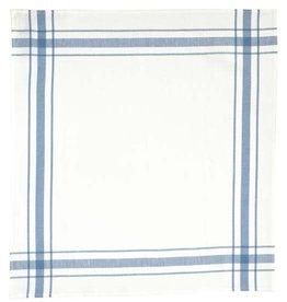 "Libeco Belgian Linens Camaret Tea Towel, 27"" x 27"" - Jeans"