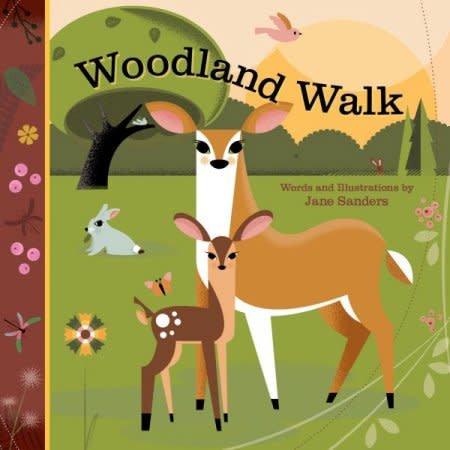 Baby Lit Woodland Walk Board Book