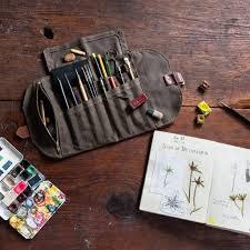Peg and Awl Sendak Bag, Truffle / Black - Mini