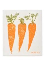 Sweetgum Carrots Swedish Dishcloth