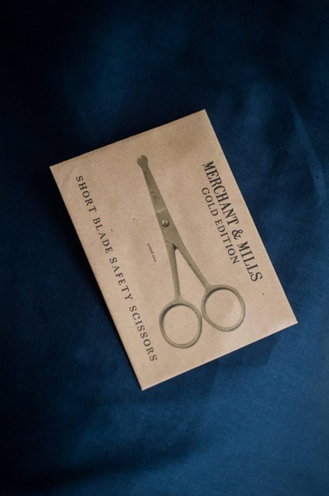 Merchant & Mills England Short Blade Safety Scissors