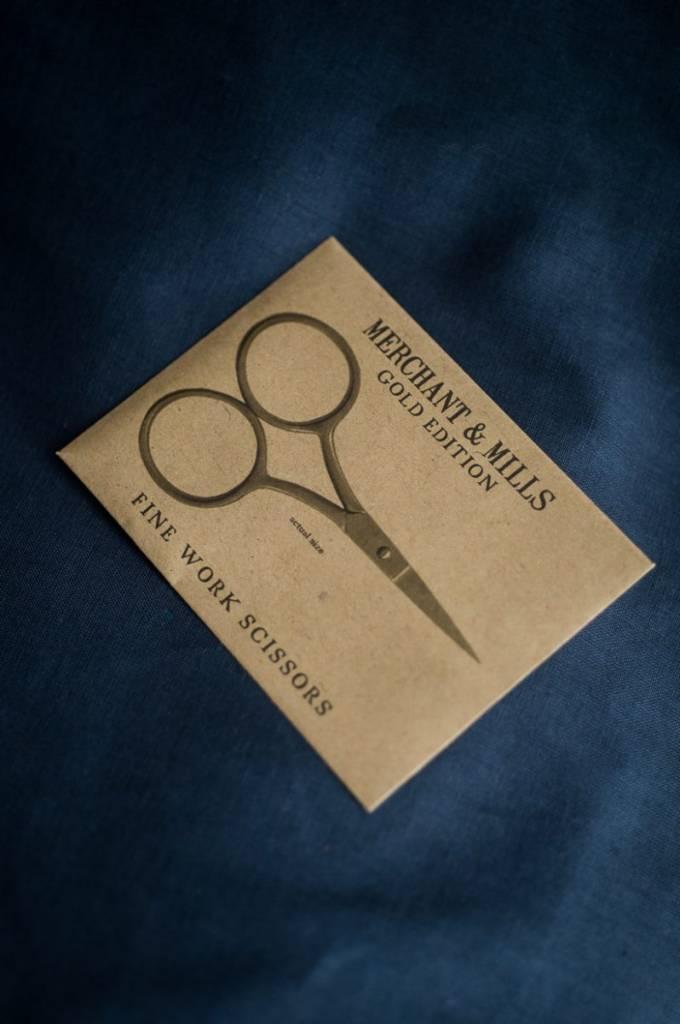 Merchant & Mills England Fine Work Scissors