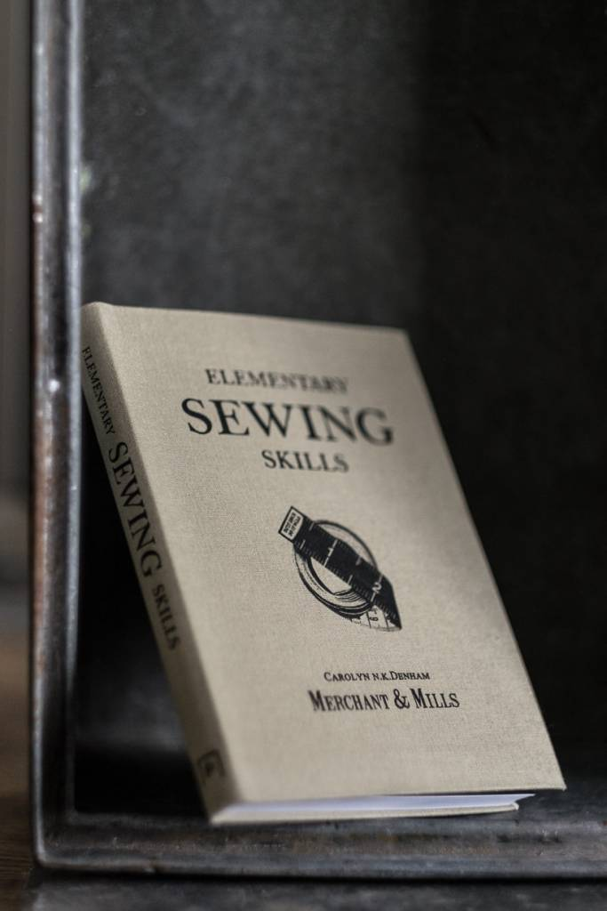 Merchant & Mills England Elementary Sewing Skills Book