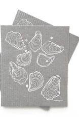 Sweetgum Oyster Swedish Dishcloth