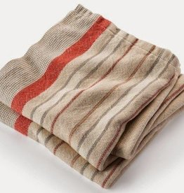 Brahms Mount Canyon Day Blanket - Red/Almond/Neutral