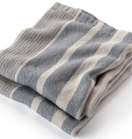 Brahms Mount Hampton Day Blanket - Neutral/Stone/Slate/Oyster