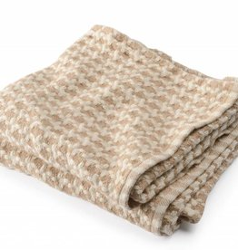 Brahms Mount Bucksport Day Blanket - Natural