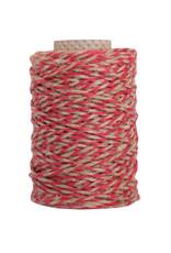 Burstenhaus Redecker Flax Yarn - Red