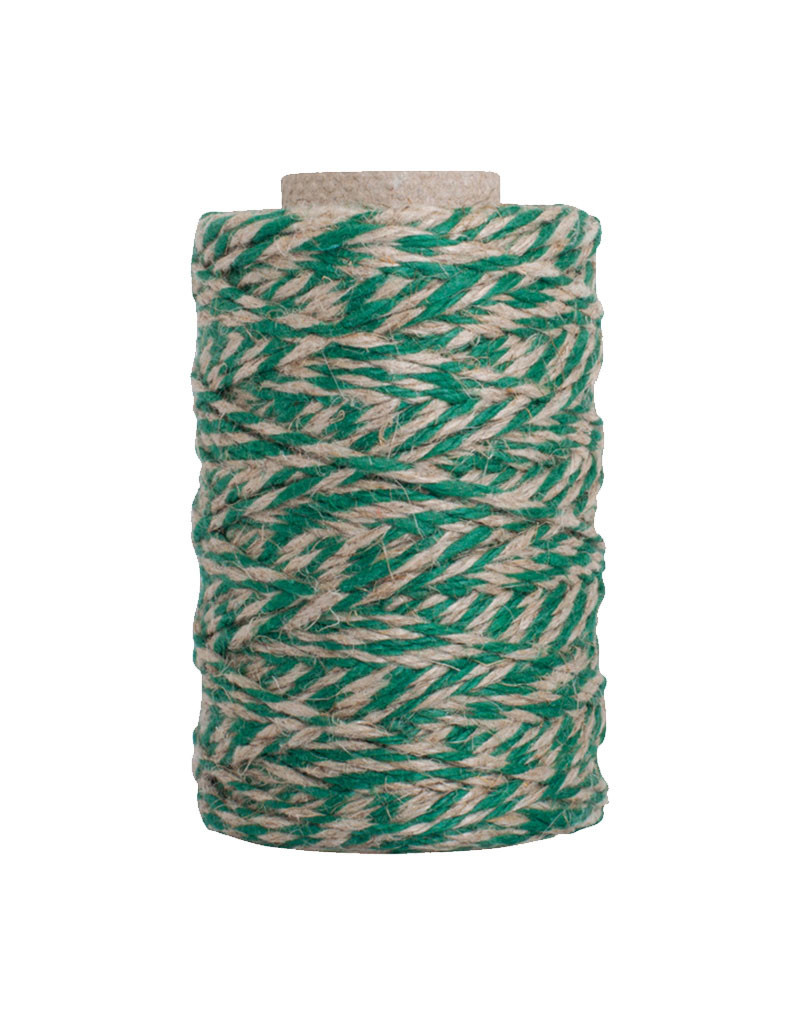 Burstenhaus Redecker Flax Yarn - Green