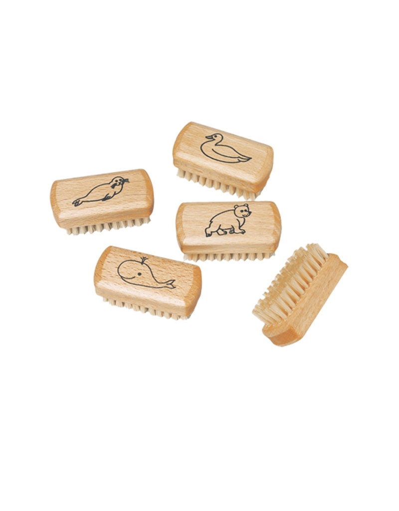 Burstenhaus Redecker Child Nail Brush, Light Bristle