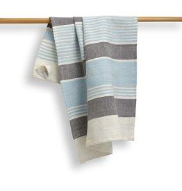 """Sustainable Threads Cotton Hand Woven Kitchen Towel -,  27"""" x 19"""" Maya"""