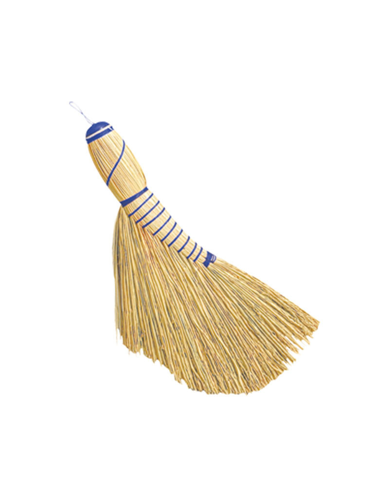 Burstenhaus Redecker Dutch-Style Hand Brush, Rice Straw