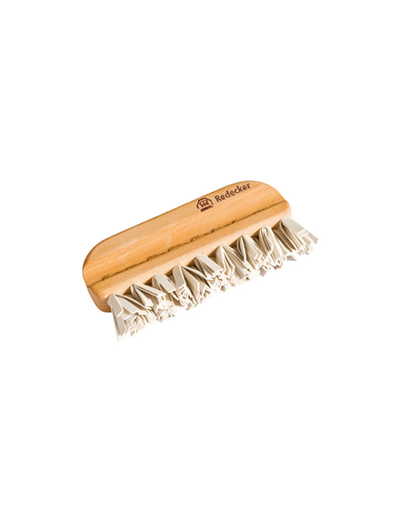 Burstenhaus Redecker Rubber Lint Brush, Beech Wood - Small