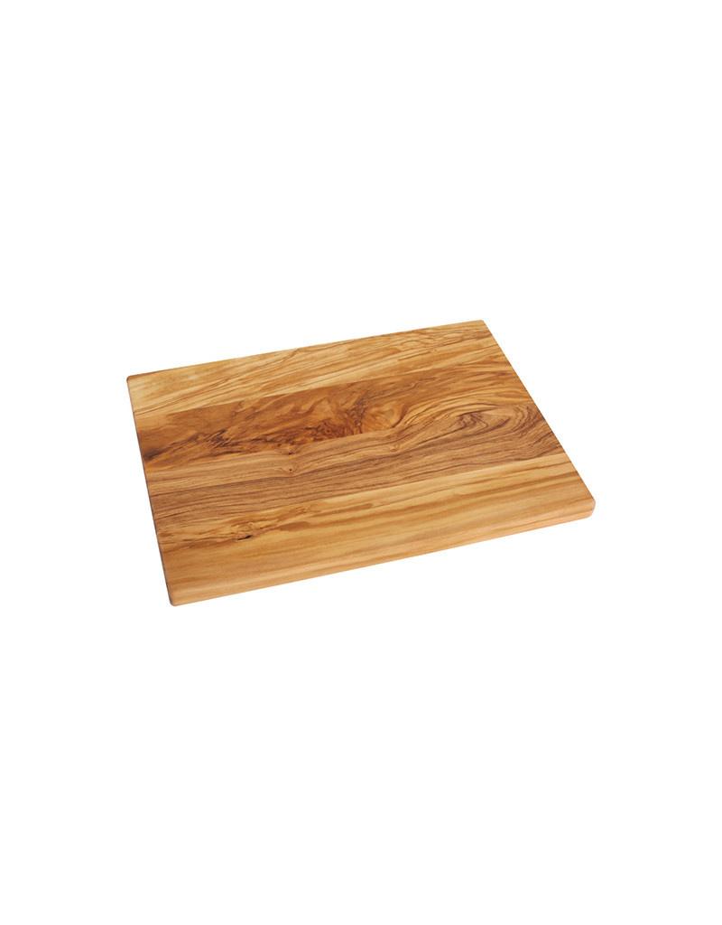 Burstenhaus Redecker Cutting Board, Olive Wood