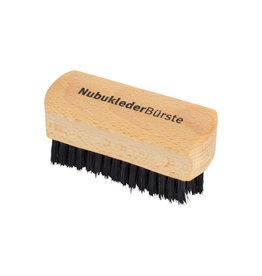 Burstenhaus Redecker Nubuk Leather Brush