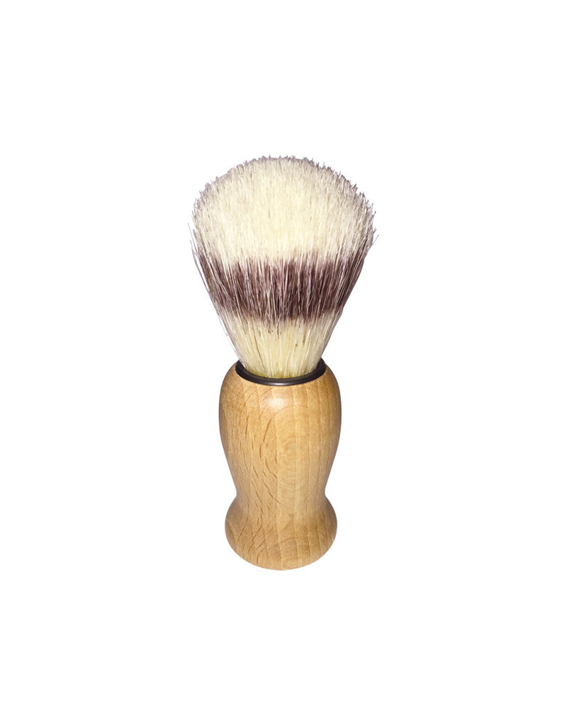 Burstenhaus Redecker Shaving Brush, Beechwood