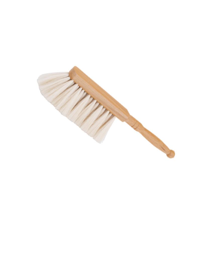 Burstenhaus Redecker Small Dust Brush, Goat Hair - Beechwood