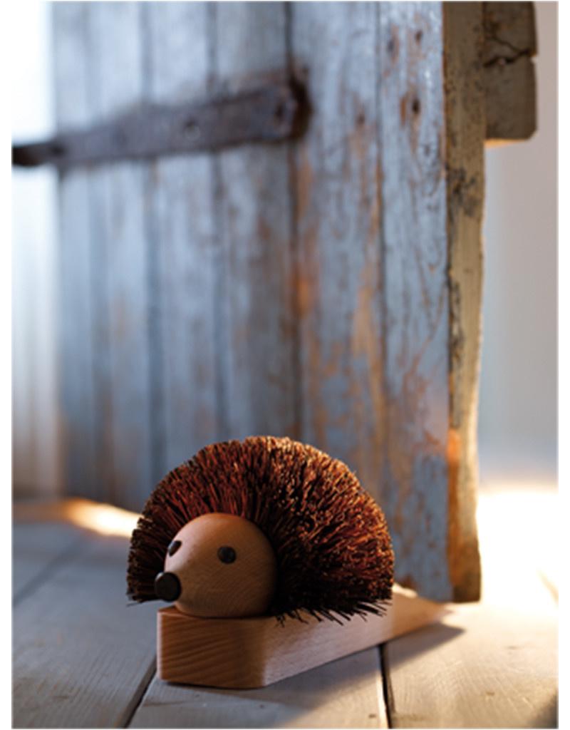 Burstenhaus Redecker Hedgehog Doorstop