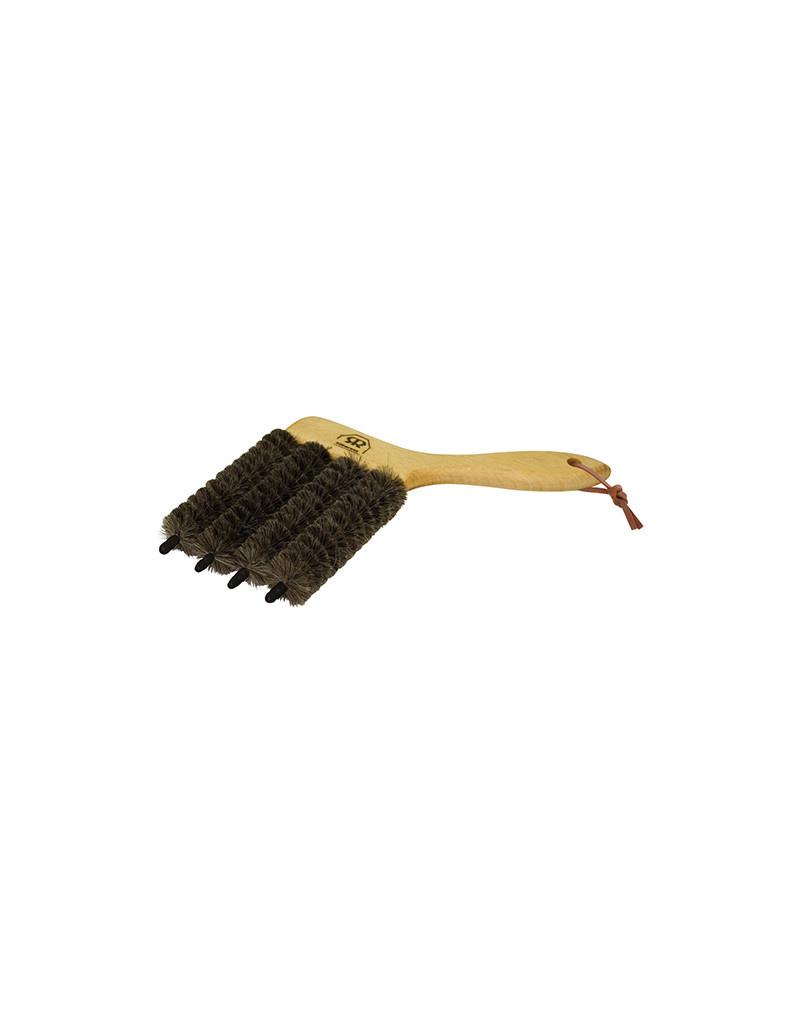 Burstenhaus Redecker Window Blind Brush, Dark Goat Hair - 12cm