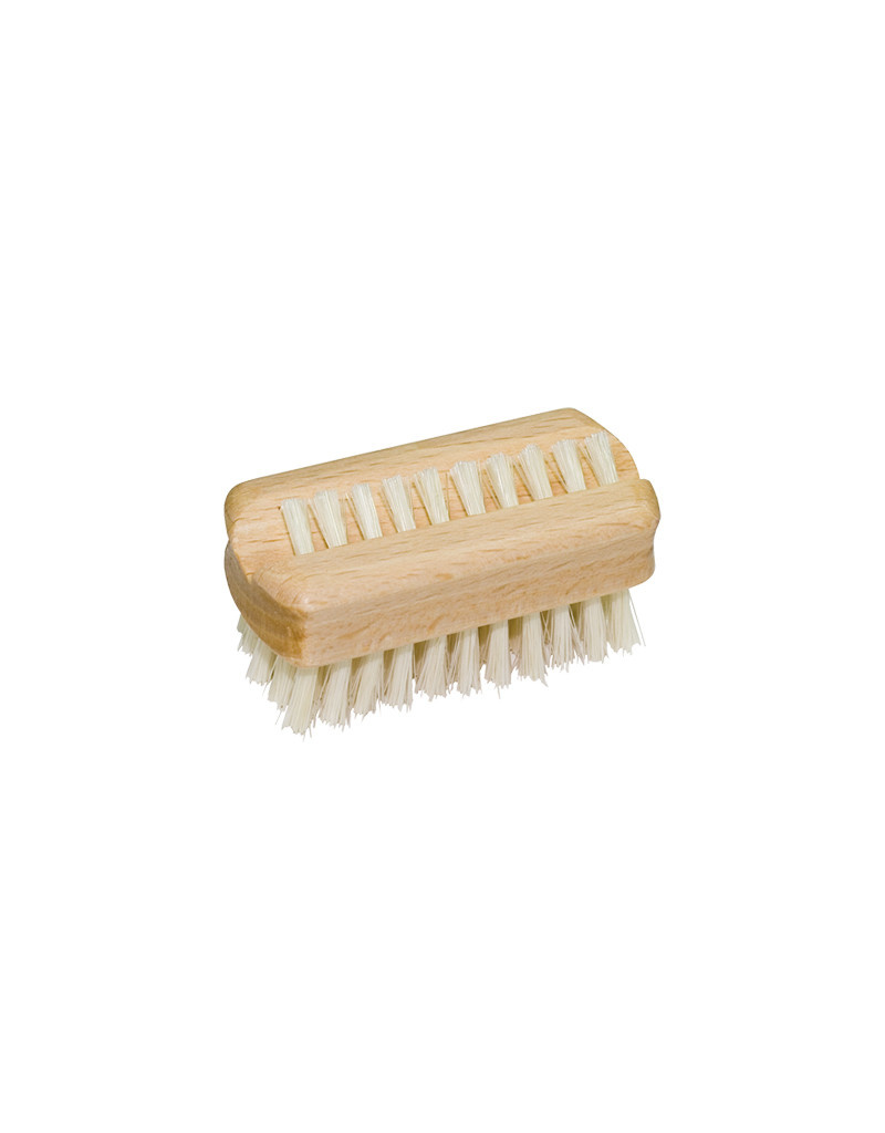 Burstenhaus Redecker Nail Brush, Travel - Light Bristle