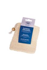 Burstenhaus Redecker Soap Sack, Cotton and Sisal