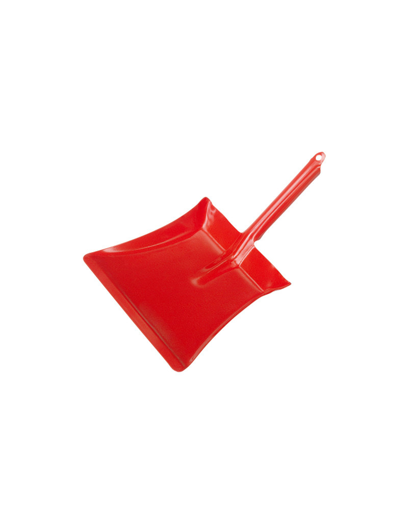Burstenhaus Redecker Small Dust Pan - Red