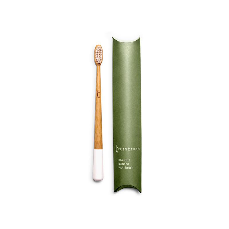 Truth Brush Bamboo Tooth Brush