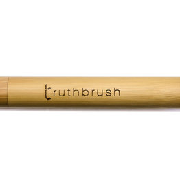 Truth Brush Bamboo Toothbrush Travel Case