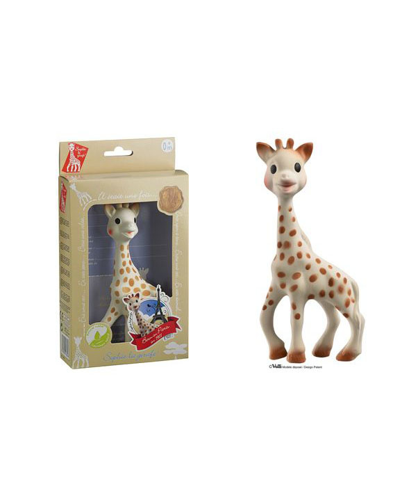 Sophie the Giraffe Sophie the Girafe Rubber Toy