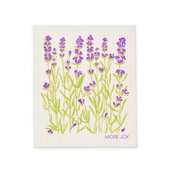 Sweetgum Lavender Swedish Dishcloth