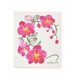 Sweetgum Orchid Swedish Dishcloth