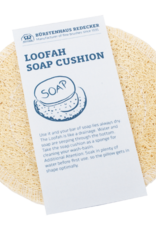 Burstenhaus Redecker Round Loofah Soap Cushion